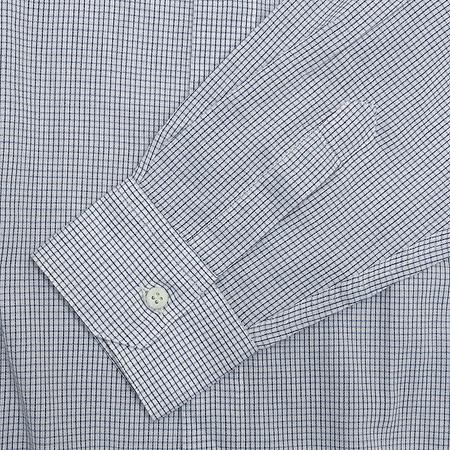 Zegna(제냐) 네이비컬러 체크 셔츠 [강남본점] 이미지3 - 고이비토 중고명품