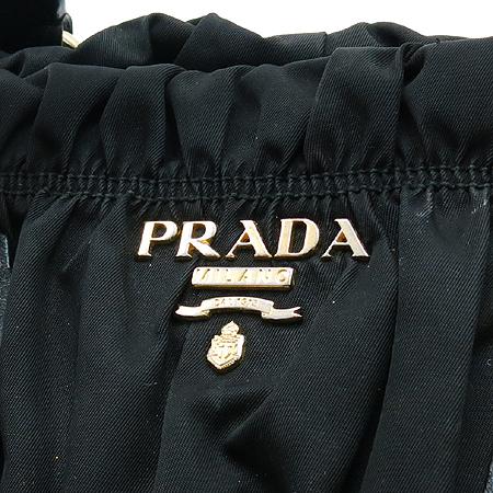 Prada(프라다) BN1407 TESSUTO GAUFRE(테스토 고프레) 블랙 패브릭 2WAY[부천 현대점] 이미지4 - 고이비토 중고명품