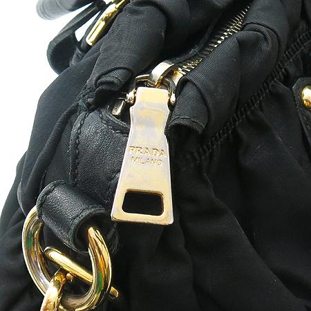 Prada(프라다) BN1407 TESSUTO GAUFRE(테스토 고프레) 블랙 패브릭 2WAY[부천 현대점] 이미지5 - 고이비토 중고명품