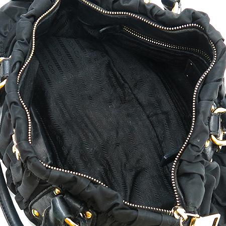 Prada(프라다) BN1407 TESSUTO GAUFRE(테스토 고프레) 블랙 패브릭 2WAY[부천 현대점] 이미지7 - 고이비토 중고명품