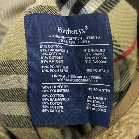 Burberry(버버리) 베이지컬러 트렌치 코트 (내피set)
