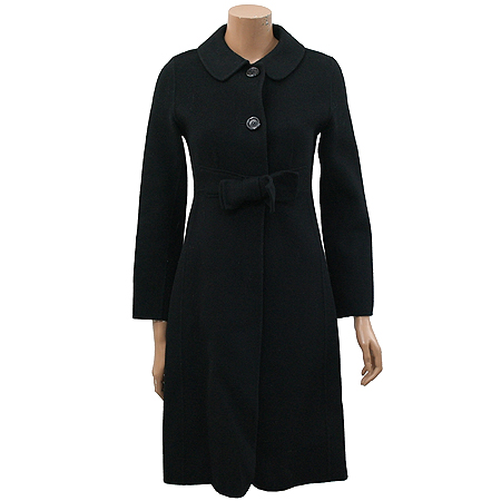 RENEEVON(레니본) 블랙컬러 코트