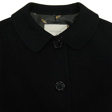 RENEEVON(레니본) 블랙컬러 코트 이미지2 - 고이비토 중고명품