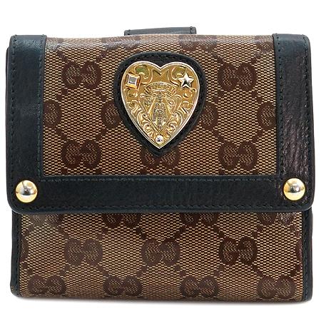 Gucci(����) 208565 GG�ΰ� PVC ��ũ����� ȥ�� ���� ���ΰ� 2�� ������