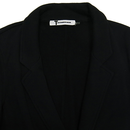ALEXANDER WANG(알렉산더왕) 블랙컬러 2버튼 자켓 이미지2 - 고이비토 중고명품