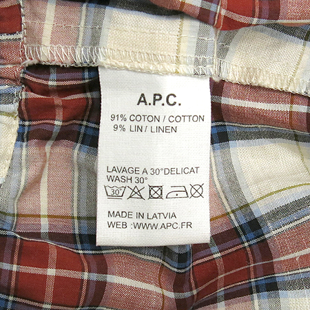 APC(아페쎄) 끈나시 마혼방 점프수트