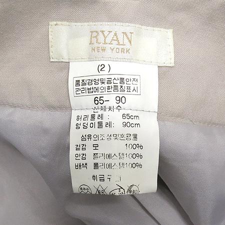 RYAN NEWYORK(리안뉴욕) 연그레이컬러 바지
