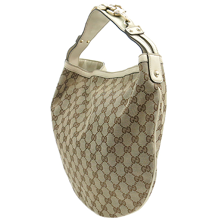 Gucci(구찌) 170013 GG로고 패브릭 숄더백 [압구정매장]