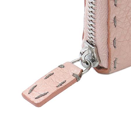 Fendi(펜디) 8M0201 샐러리아 레더 짚업 중지갑