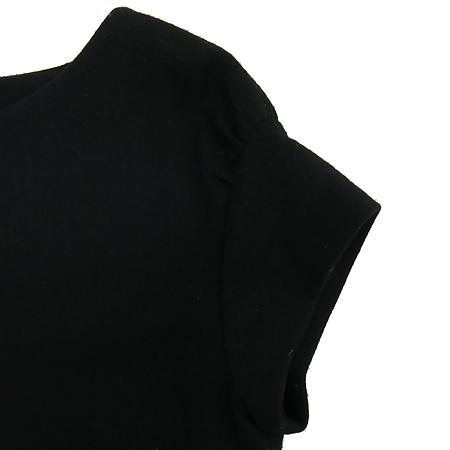 VINCE(빈스) 블랙컬러 반팔티 이미지3 - 고이비토 중고명품