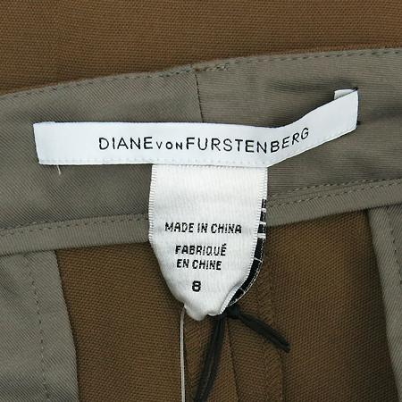 DIANE von FURSRENBERG(다이앤 본 퍼스텐버그) 브라운컬러 바지