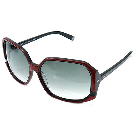 DSQUARED2 (디스퀘어드2) DQ0052 레드 블랙 뿔테 선글라스 이미지2 - 고이비토 중고명품