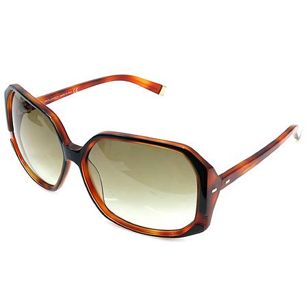 DSQUARED2 (디스퀘어드2) DQ0052 블랙 브라운 뿔테 선글라스 이미지2 - 고이비토 중고명품