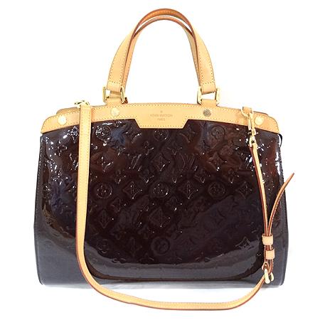 Louis Vuitton(루이비통) M91616 모노그램 베르니 아마랑뜨 브레아GM 2WAY [일산매장]