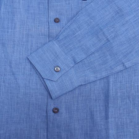 Zegna(제냐) 블루컬러 마혼방 셔츠 [부산본점]