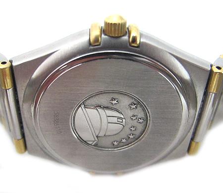 Omega(오메가) 1312.30 18K 콤비 컨스트레이션 하프바 남성용 시계 [분당매장]