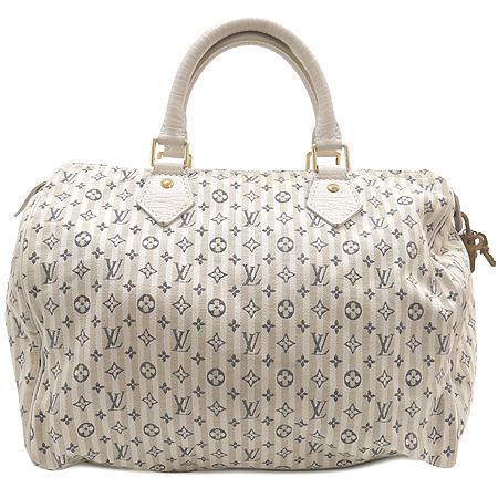 Louis Vuitton(루이비통) M95500 모노그램 미니린 크로와젯 스피디 30 토트백