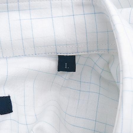 Zegna(제냐) 블럭 스트라이프 패턴 셔츠 이미지6 - 고이비토 중고명품