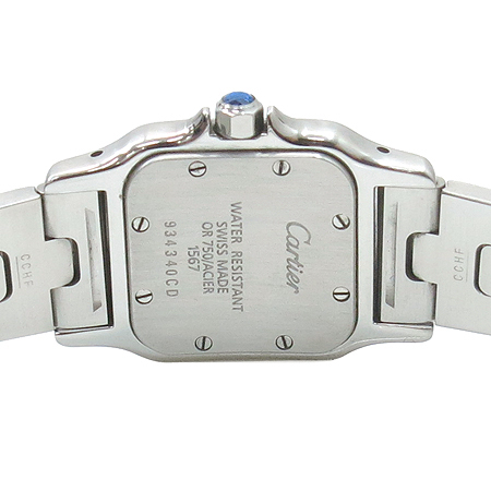 Cartier(��쿡) W20012C4 18K �� ���佺 ���� ������ �ð�