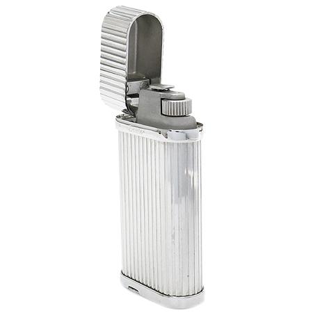 Cartier(까르띠에) CA120156 고드론 데코 은장 팔라듐 라이터 [압구정매장]