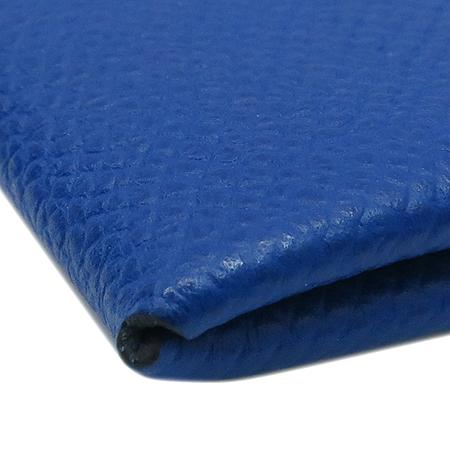Hermes(에르메스) 블루 레더 명함 겸 카드지갑 [명동매장] 이미지5 - 고이비토 중고명품