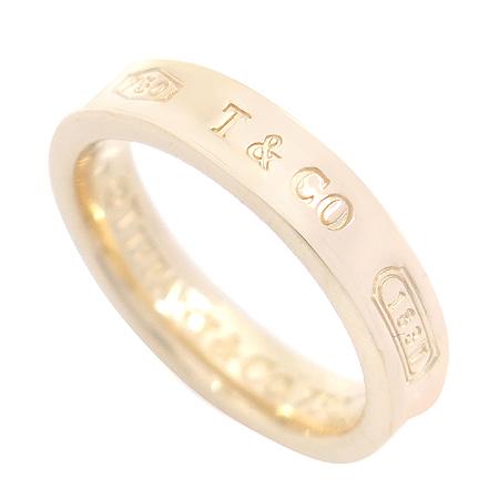 Tiffany(티파니) 18K(750) 옐로우 골드 1837 로고 반지-9호 [동대문점] 이미지3 - 고이비토 중고명품