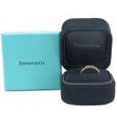 Tiffany(티파니) 18K(750) 옐로우 골드 1837 로고 반지-9호 [동대문점]