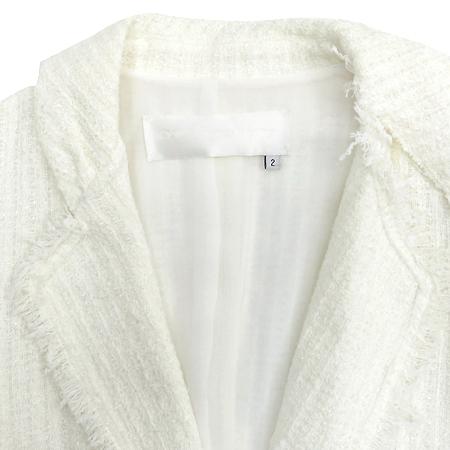 Obzee(오브제) 화이트 컬러 자켓