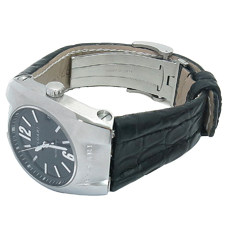 Bvlgari(불가리) EG35BSLD  ERGON(에르곤) 오토매틱 가죽 밴드 남여공용 시계 [대구반월당본점] 이미지2 - 고이비토 중고명품