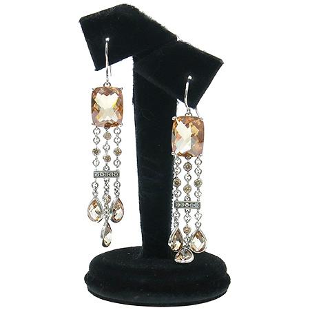 FOLLI FOLLI(폴리폴리) SILVER(925) 비쥬 장식 귀걸이
