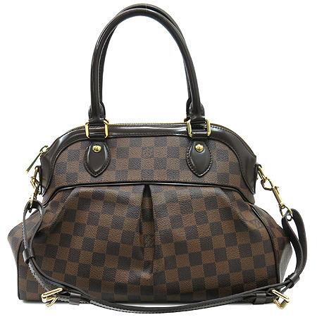 Louis Vuitton(���̺���) N51997 �ٹ̿� ���� ĵ���� Ʈ���� PM 2WAY[�̾�������]