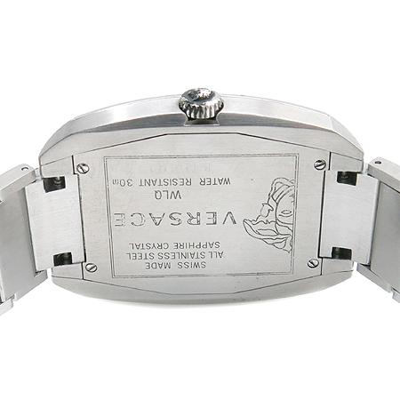 Versace(베르사체) WLQ99D002 스틸 쿼츠 남성용 시계 이미지5 - 고이비토 중고명품