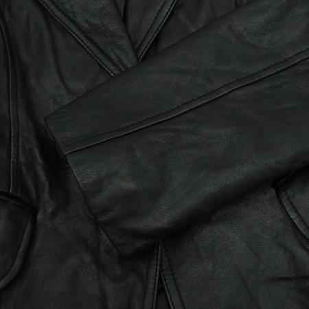ANACAPRI(아나카프리) 블랙컬러 양가죽 자켓