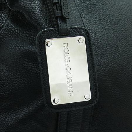 D&G(돌체&가바나) BM0685 블랙 레더 2WAY
