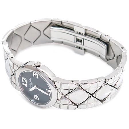 Dior(크리스챤디올) D86-100 MAGIN(마진) 까나쥬 스틸 여성용시계