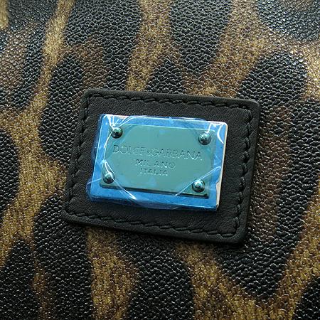 D&G(돌체&가바나) BB4540 레오파드 패턴 레더 숄더백