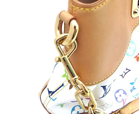 Louis Vuitton(루이비통) M40255 모노그램 멀티 컬러 화이트 주디 MM 2WAY [부산본점]