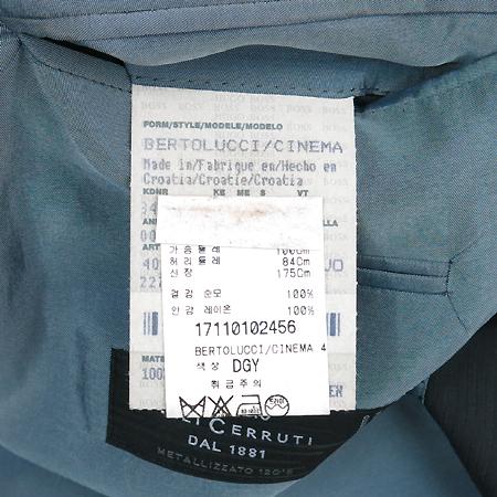 Hugo Boss(휴고보스) BERTOLUCCI / CINEMA 다크그레이 컬러 정장 이미지5 - 고이비토 중고명품