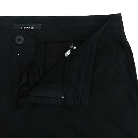 STEFANEL(스테파넬) 블랙 컬러 바지