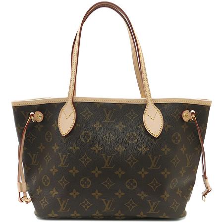 Louis Vuitton(루이비통) M40155 모노그램 캔버스 네버풀PM 숄더백