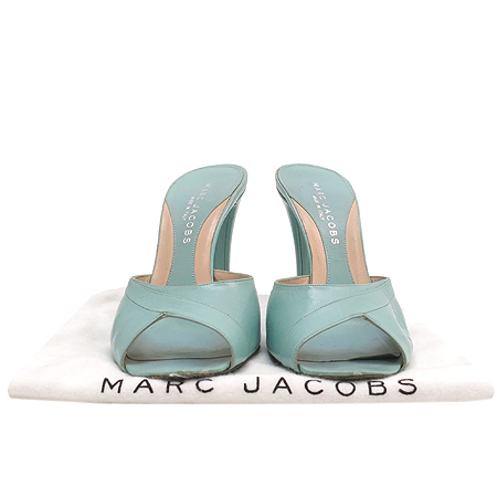 Marc_Jacobs(마크 제이콥스) 민트 레더 여성용 샌들 구두