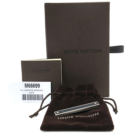 Louis Vuitton(루이비통) M66699 타이 클립 그루브