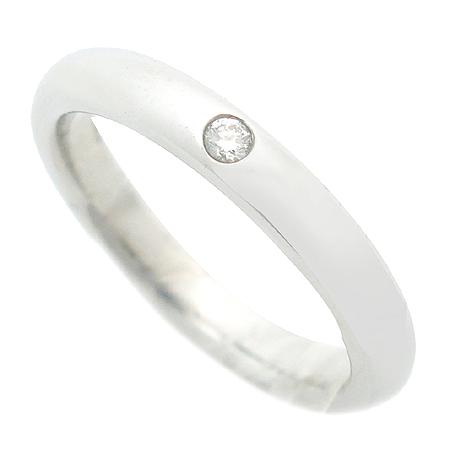 Tiffany(티파니) PT950 (플레티늄) PERETI 1포인트 다이아 반지 - 7호 [대구반월당본점] 이미지2 - 고이비토 중고명품