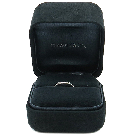 Tiffany(Ƽ�Ĵ�) ELSA PERETTI(�����۷�Ƽ) 9����Ʈ ���̾� PT950(�÷�Ƽ��) ���� - 10.5ȣ