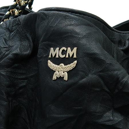 MCM(엠씨엠) MWS1SXL05BK001 라피네 플랩 숄더백