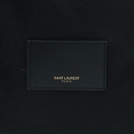 Saint Laurent(세인트 로랑) 342609 14 S/S 캔버스 레더 원포켓 백팩 이미지4 - 고이비토 중고명품