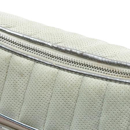 Dior(크리스챤디올) MONTAIGNE(몽테뉴) 로고 장식 램스킨 레더 숄더백
