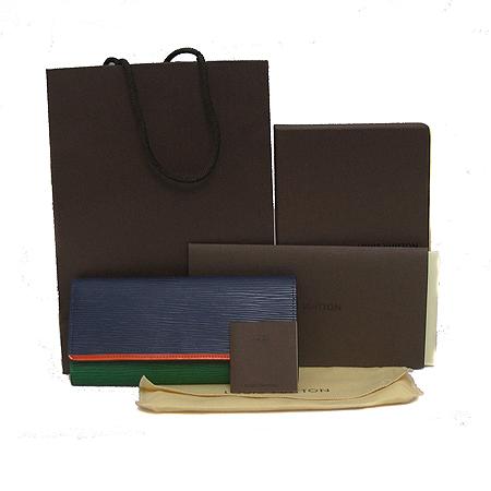 Louis Vuitton(루이비통) M60363 에삐 레더 망트 플로르 월릿 장지갑