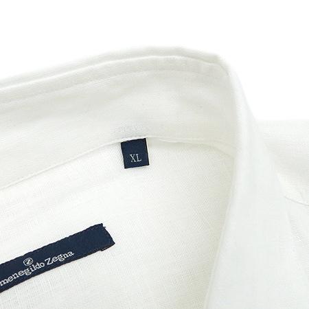 Zegna(제냐) 화이트컬러 린넨 셔츠 [부산본점]