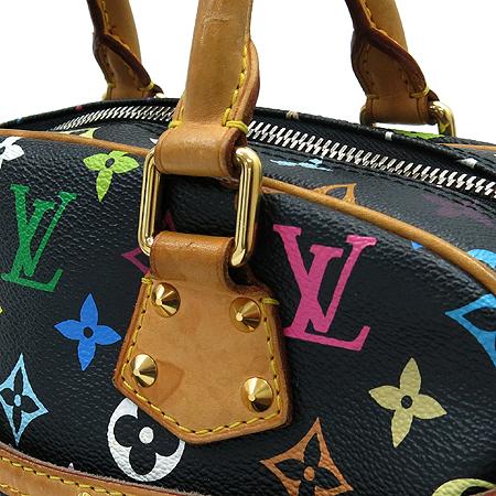 Louis Vuitton(루이비통) M92662 모노그램 멀티 블랙 트루빌 토트백 [강남본점]